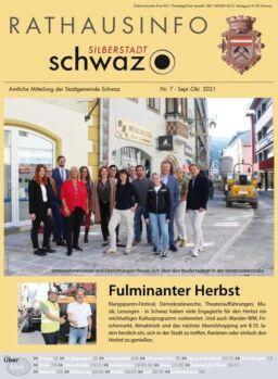 Rathausinfo – September 2021