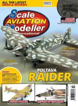 Scale Aviation Modeller International – October-November 2021