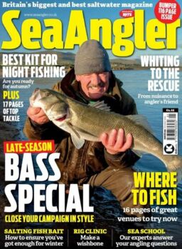Sea Angler – September 2021
