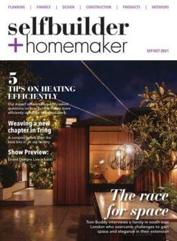 Selfbuilder & Homemaker – Issue 5 – September-October 2021