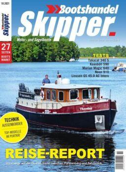 Skipper Bootshandel – September 2021