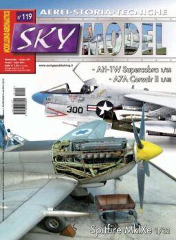 Sky Model – Giugno-Luglio 2021