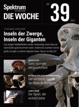 Spektrum – Die Woche – 30 September 2021
