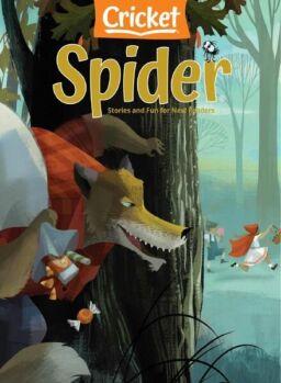 Spider – October 2021