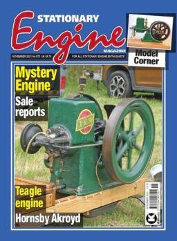 Stationary Engine – November 2021