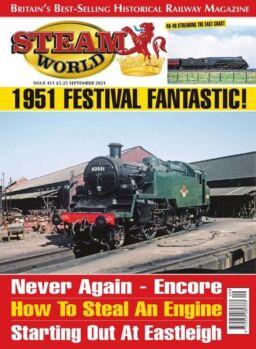 Steam World – Issue 411 – September 2021