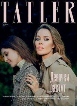 Tatler Russia – October 2021