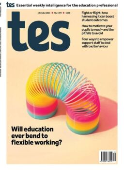 TES Magazine – 01 October 2021