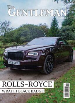 The Gentleman Magazine – October 2021