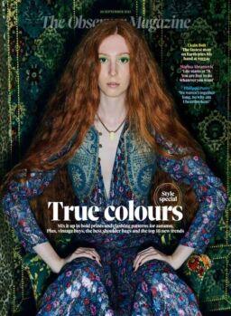 The Observer Magazine – 26 September 2021