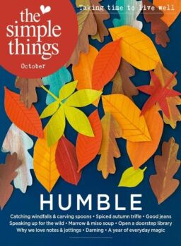 The Simple Things – October 2021