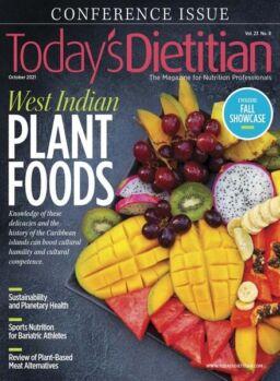 Today's Dietitian – October 2021