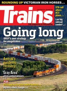 Trains – November 2021