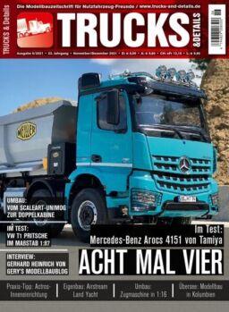 Trucks & Details – September 2021