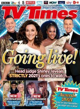 TV Times – 25 September 2021