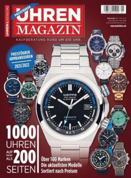 Uhren Magazin – September 2021