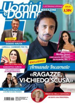 Uomini e Donne magazine – 08 ottobre 2021