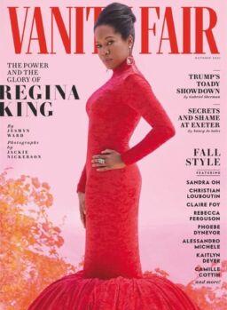 Vanity Fair UK – October 2021