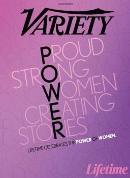 Variety – September 29, 2021
