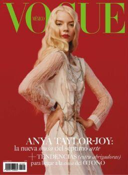 Vogue Mexico – octubre 2021
