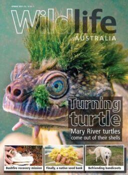Wildlife Australia – Volume 58 N 3 – Spring 2021