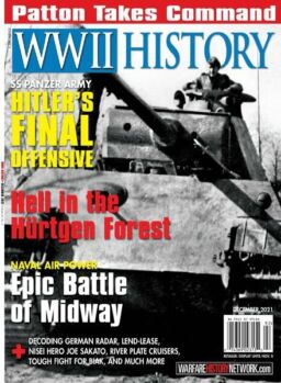 WWII History – December 2021