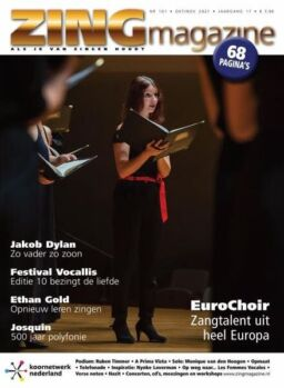 ZINGmagazine – oktober 2021